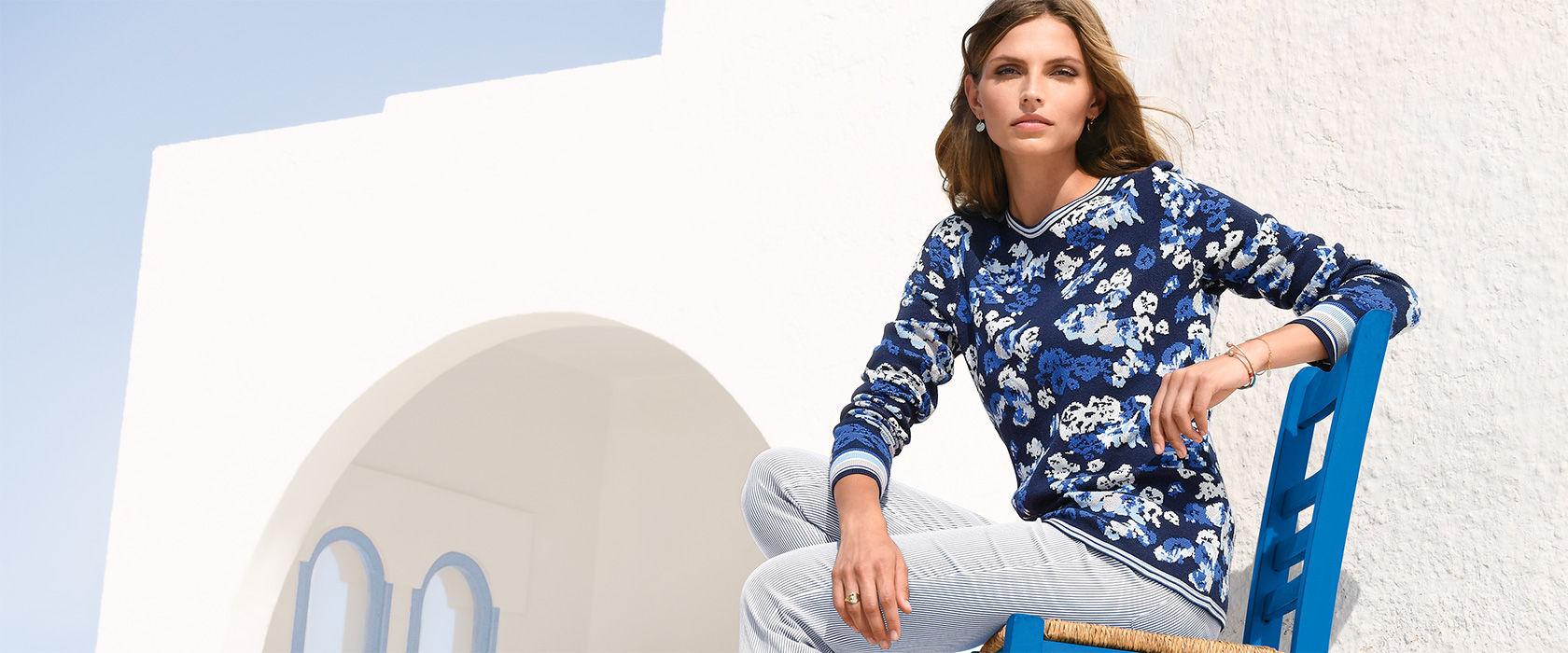 Mode und Marken Bekleidung - Einkaufen im Peter Hahn ...
