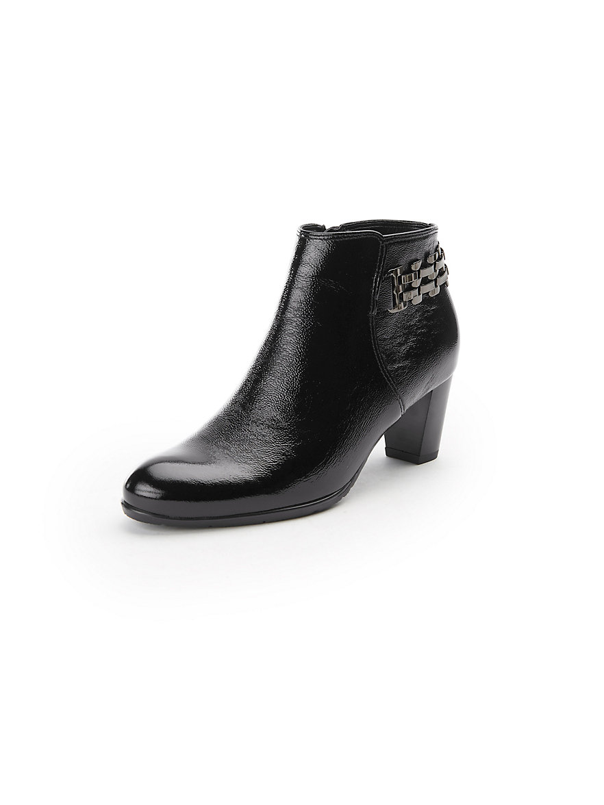 catch later quality Ankle boots in 100% leather