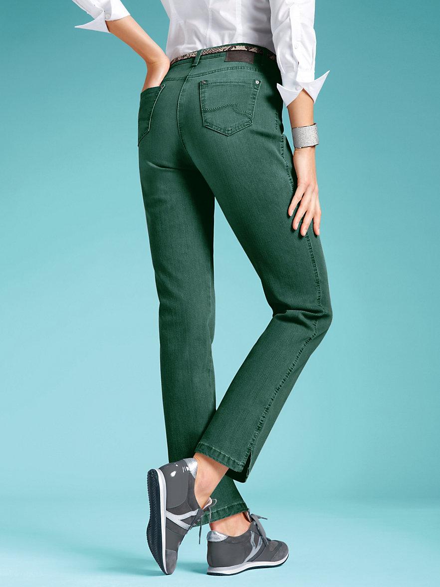 Jeans Brax Feel Good green Brax EQ2RIRXh22