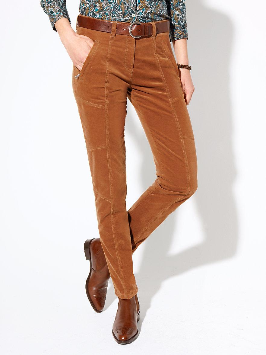 Super Brax Feel Good-Le pantalon-marron clair HU23