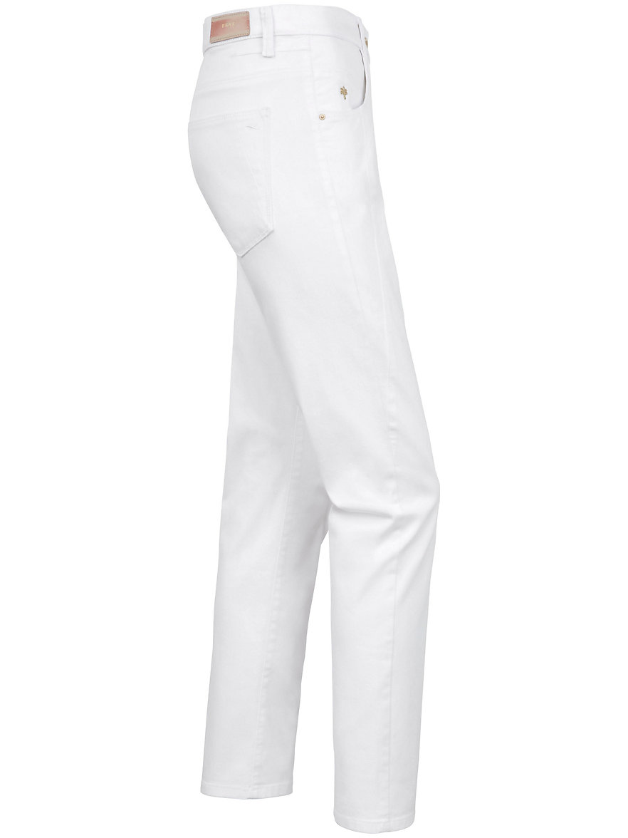 Modern Fit jeans - design MERRIT DENIM Brax Feel Good white Brax jEWuPAXY