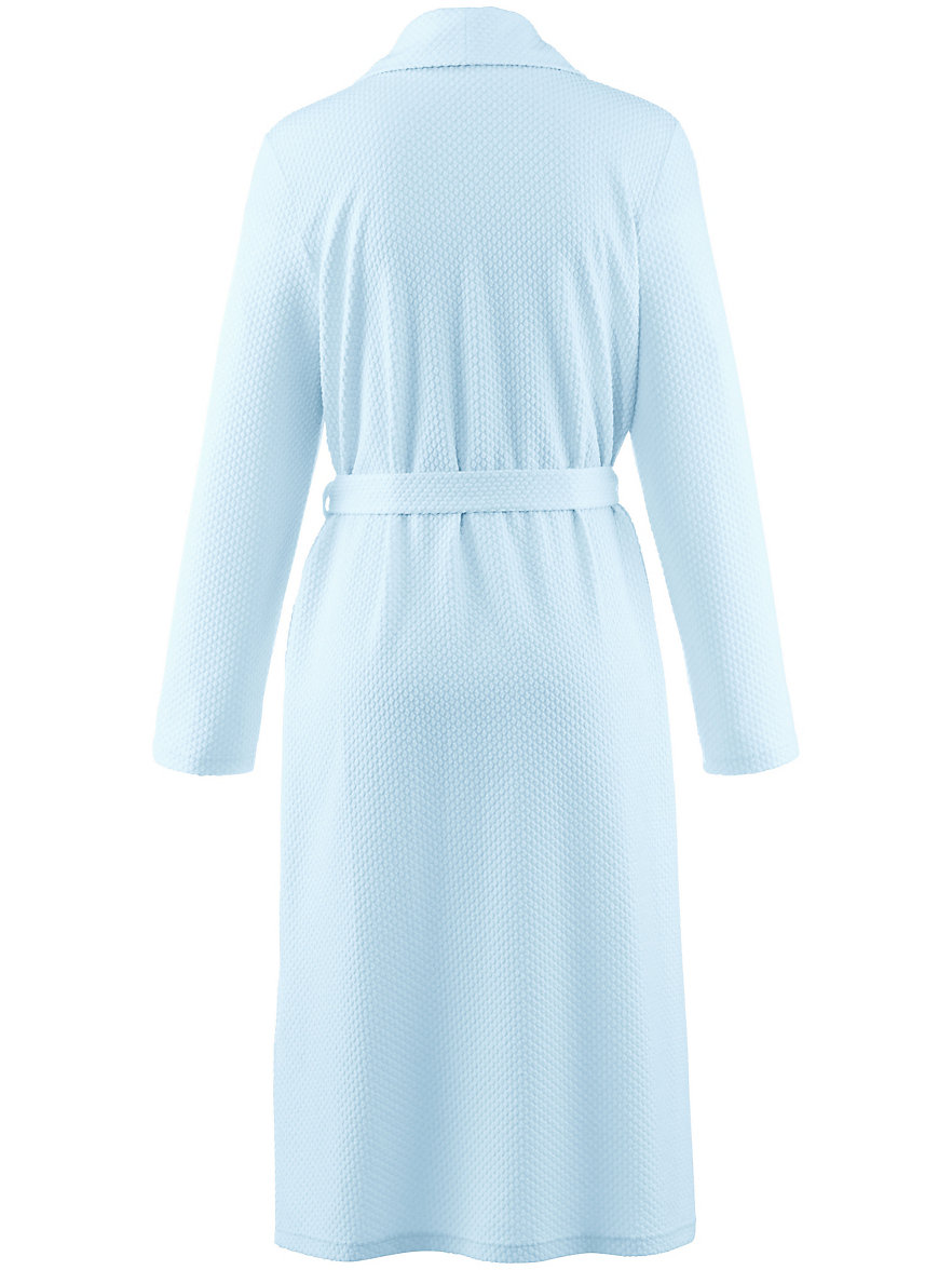 Charmor-Dressing gown-pale blue