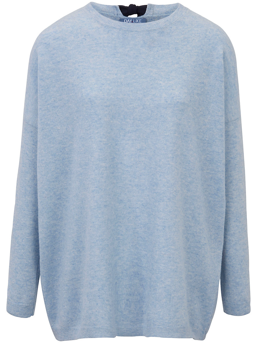 DAY.LIKE Le pull en pure laine vierge, épaules tombantes