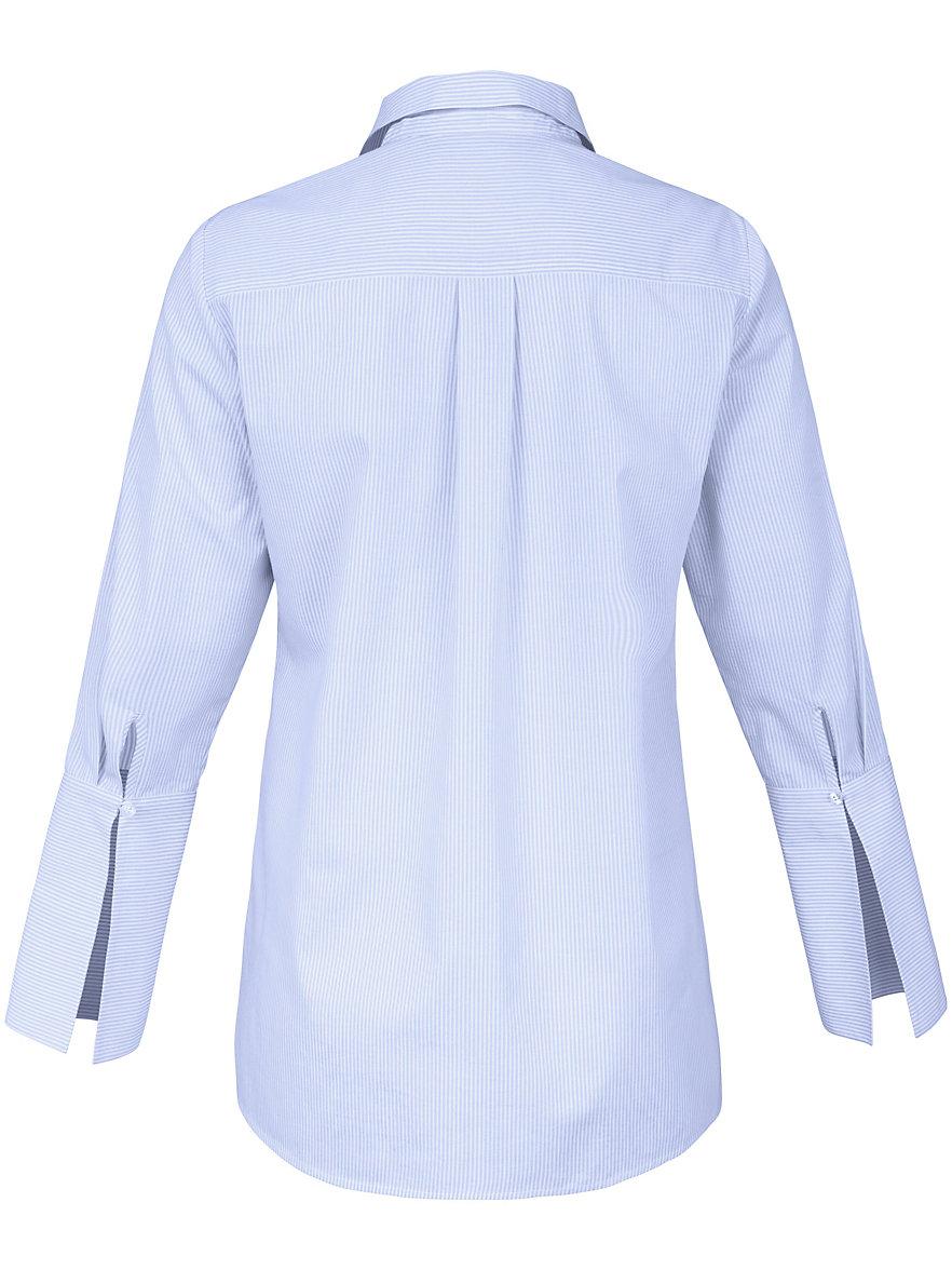 Emilia Lay La tunique en pur coton, ligne décontractée