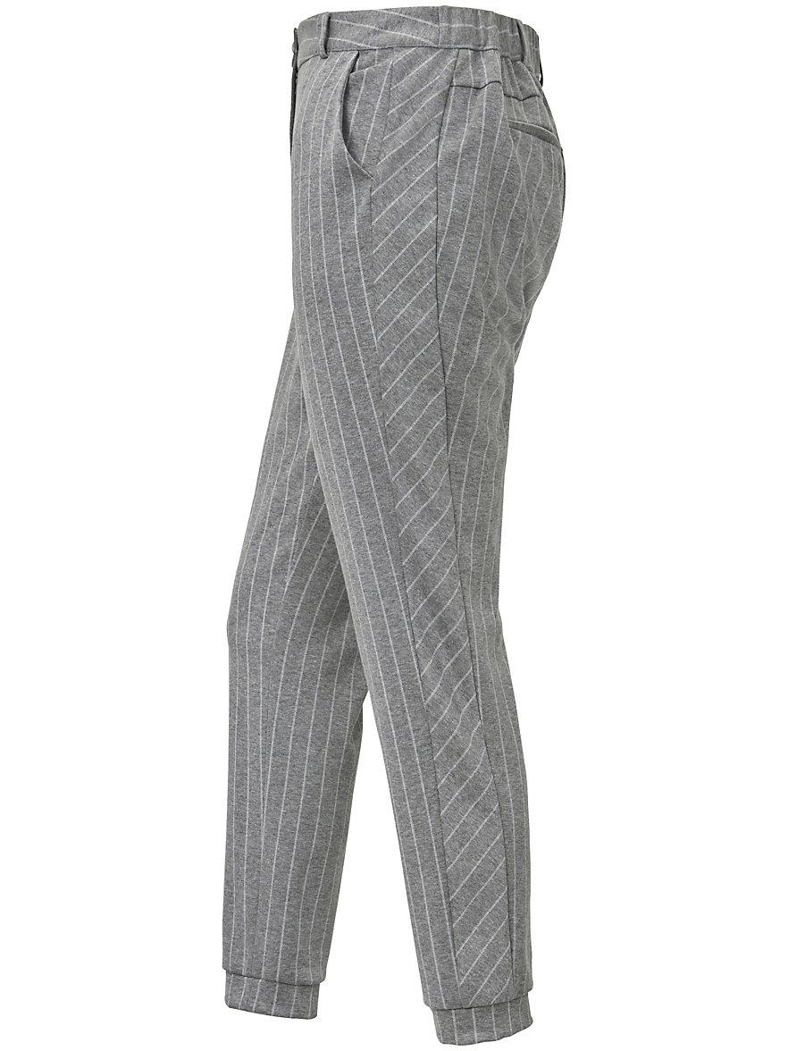 Emilia Lay Le pantalon en jersey, style jogg-pant