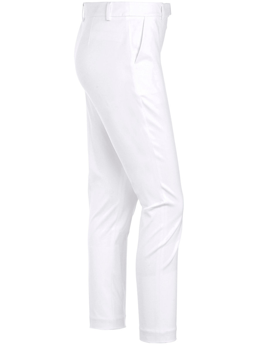 7/8-length trousers Fadenmeister Berlin white Fadenmeister Berlin How Much Online Fake Online NpAkMY