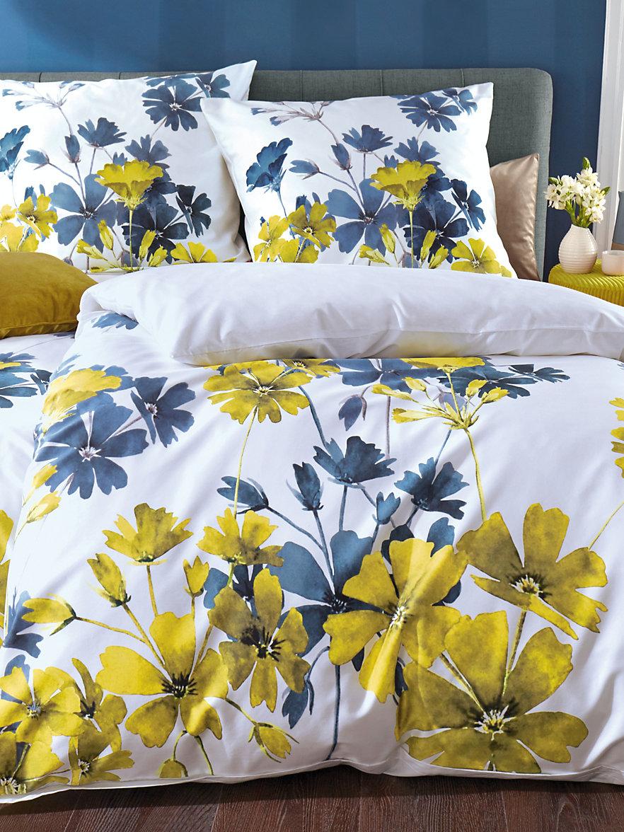 Bestseller einkaufen zarte Farben begrenzte garantie Bettwäsche-Garnitur, ca. 155x220cm/ 80x80cm