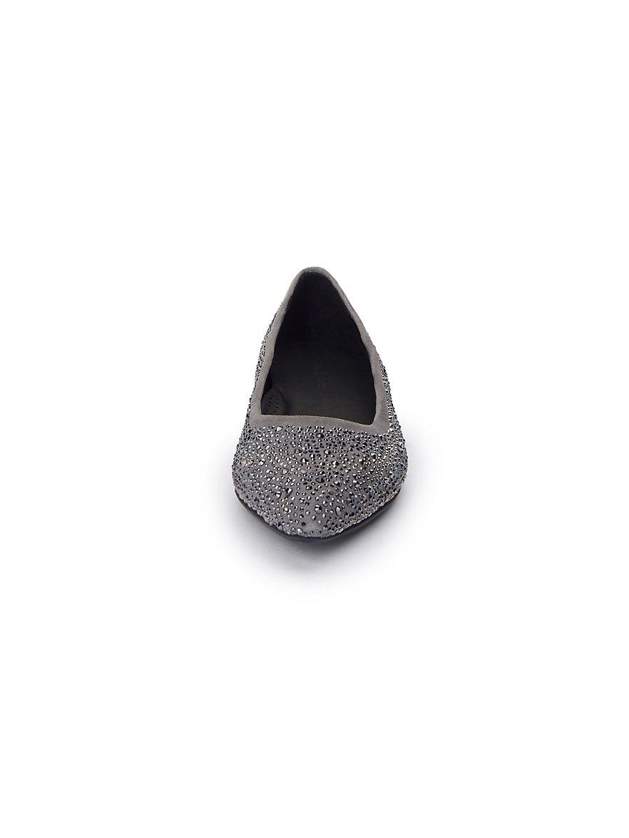 Ballerina pumps made of 100% leather Gerry Weber grey Gerry Weber yG1pHH