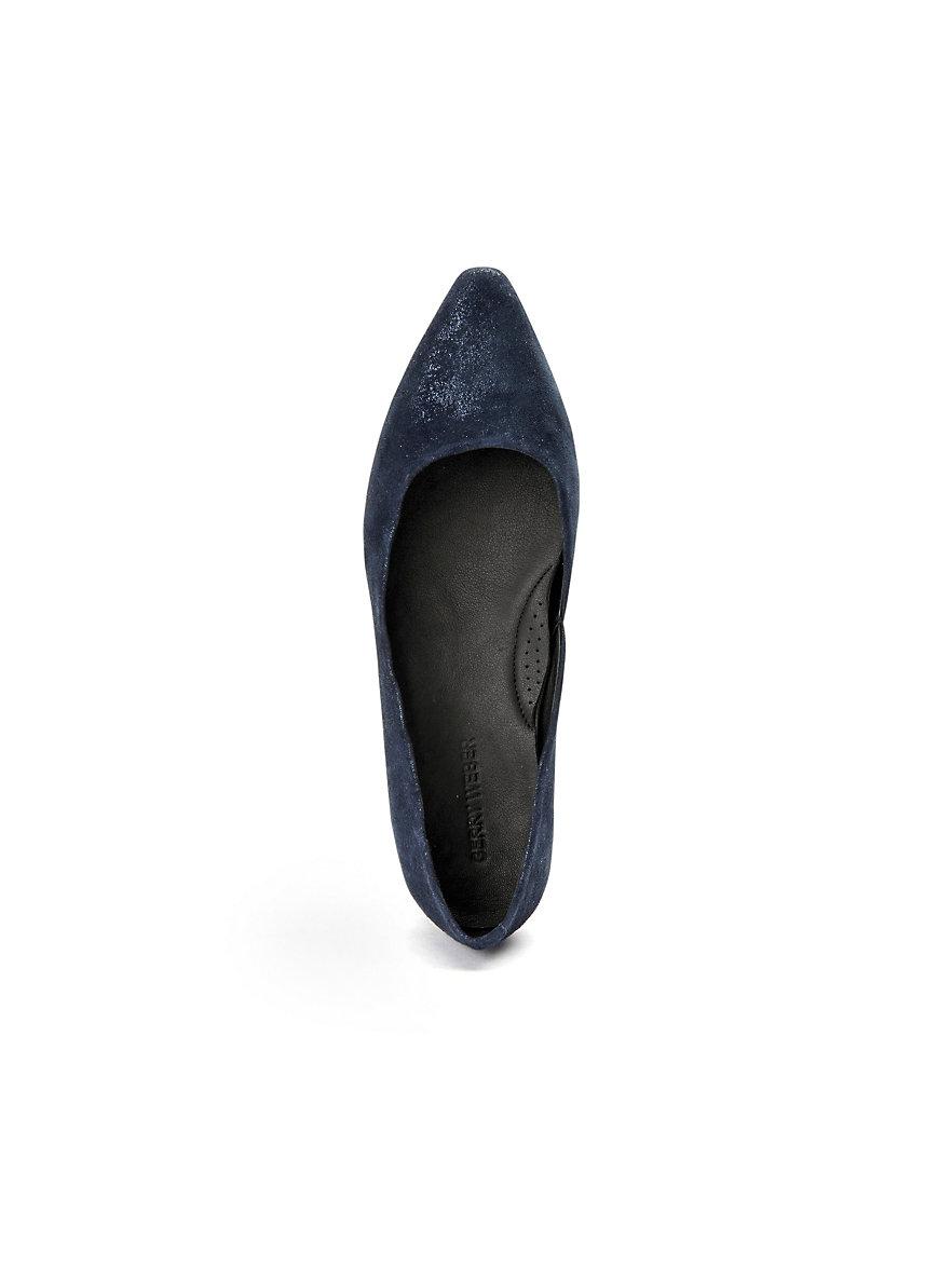 Shoes Nova made of 100% leather Gerry Weber grey Gerry Weber Q5mE5GSQG