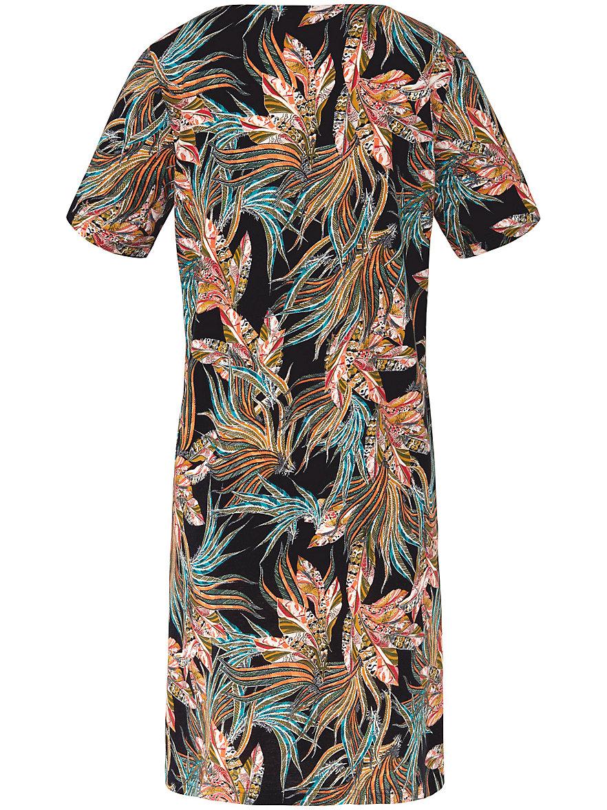 For Sale Sale Online Jersey dress romantic floral design Green Cotton multicoloured Peter Hahn Fake 2018 Cheap Sale Sale Genuine Manchester For Sale AhBxx