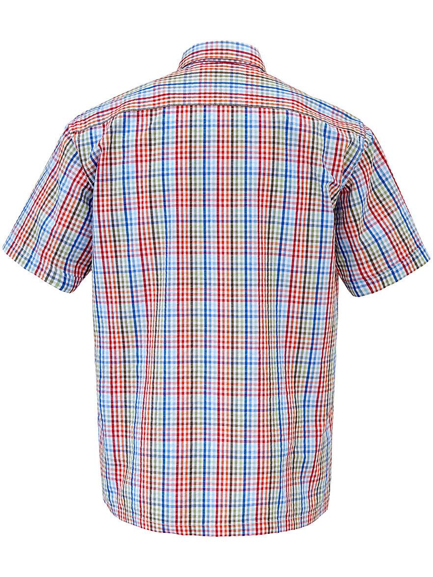 Hatico La chemise en pur coton, col à pointes