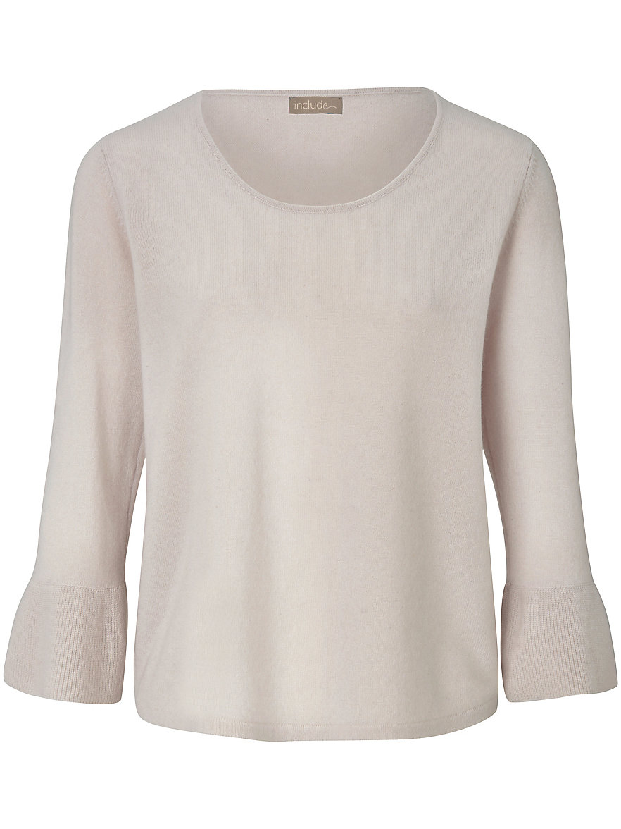 include - Rundhals-Pullover aus 100% Kaschmir delete xing account f1907bb235