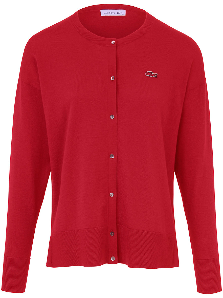 3687b2bdef790e Lacoste cardigan cherry red pack jpg 882x1176 Lacoste cardigan