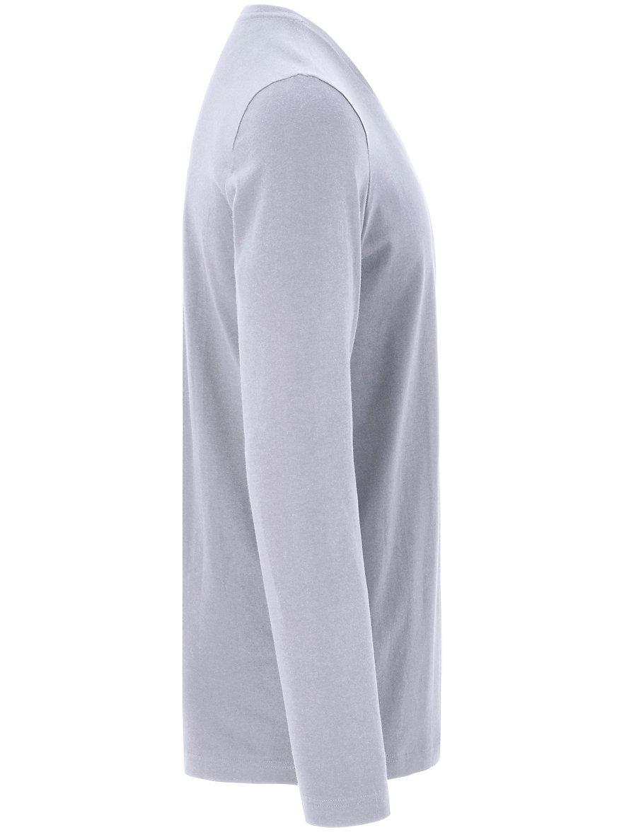 premium selection e7fdf 09652 Rundhals-Shirt mit 1/1 Arm