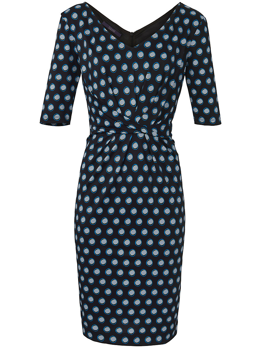 Jersey dress in a tailored design Laurèl multicoloured Laurel Quality Outlet Store zQX8WYkQ99