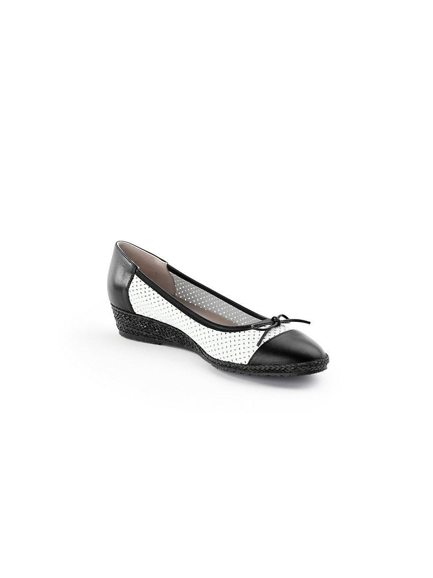 Einkaufen Ballerina Ledoni schwarz Ledoni Günstig Kaufen Neue Stile Für Schön Bester Preiswerter Großhandelspreis Grenze Angebot Billig Ti80gl6J36