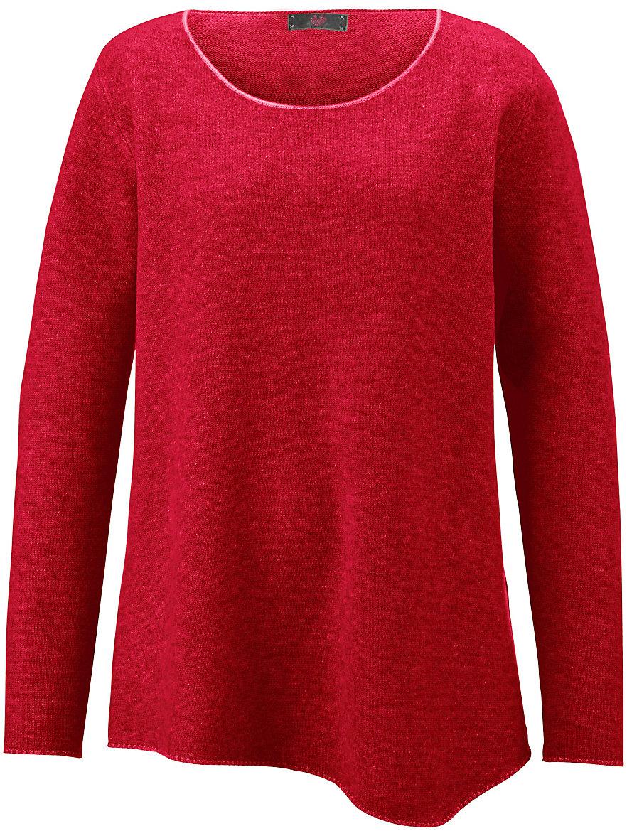 LIEBLINGSSTÜCK - Le pull long en pure laine vierge. Cliquez pour agrandir