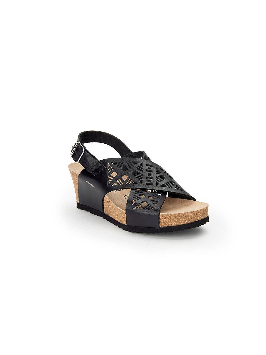 Lea sandals in 100% leather Mephisto white Mephisto v4FipAZlv2