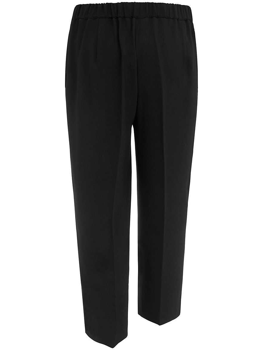 Wide trousers - ROMEO Persona by Marina Rinaldi black Persona by Marina Rinaldi xBCDd4P