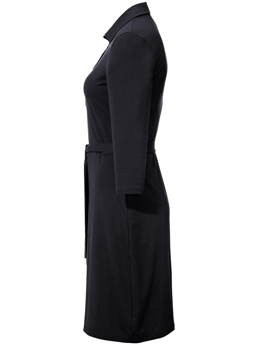 Polo jurk lange mouw