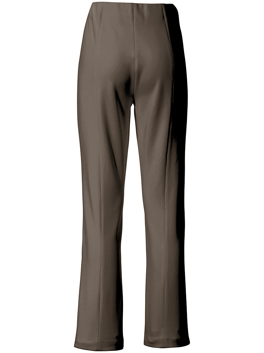 Jersey trousers design Malve in Sylvia fit Peter Hahn black Peter Hahn M1qWD