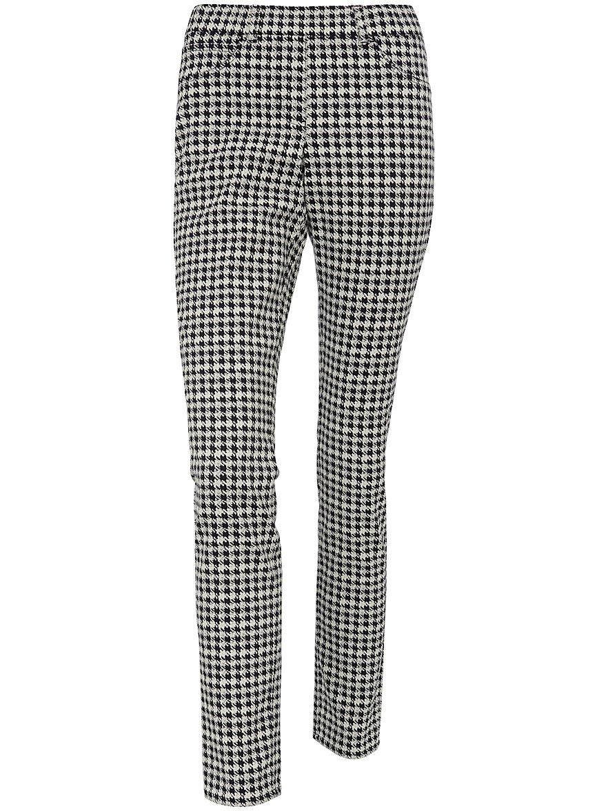 Trousers - SYLVIA fit Peter Hahn grey Peter Hahn 15tE06tG