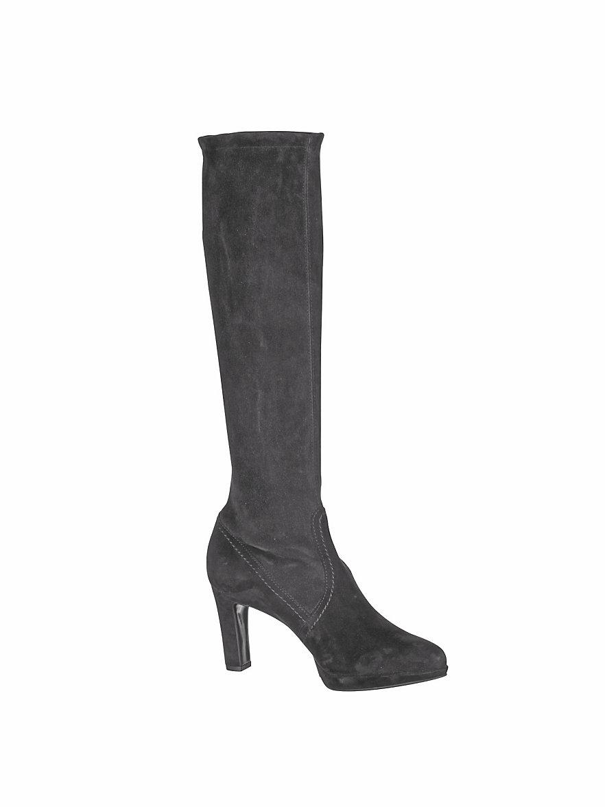 peter kaiser-les bottes-gris carbone