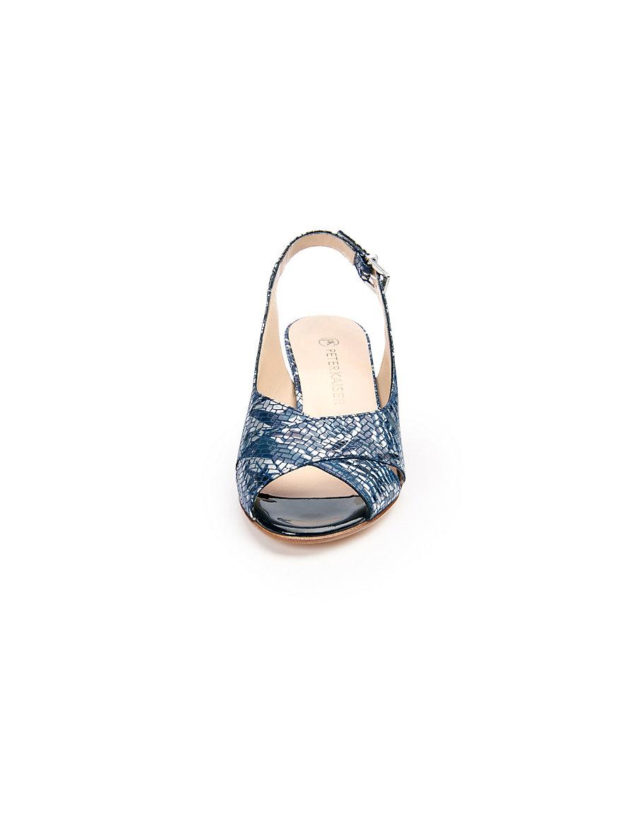 Rabatt Kaufen Freies Verschiffen Ausgezeichnet Sandale ESTE Peter Kaiser blau Rabatt 2018 Neueste Echt Hohe Qualität Günstig Online Ea2ERQ