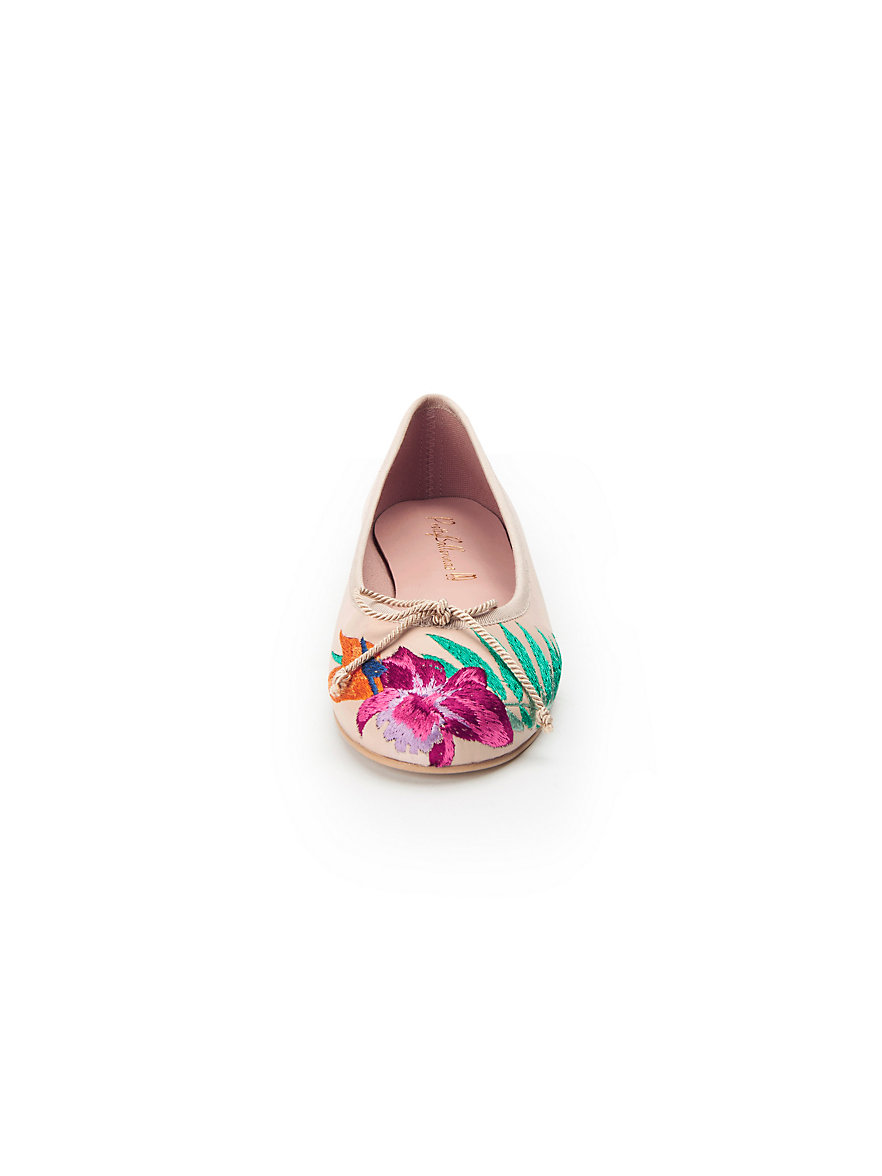 Ballerina pumps in 100% leather Pretty Ballerinas multicoloured Pretty Ballerinas HnbdTd5Z
