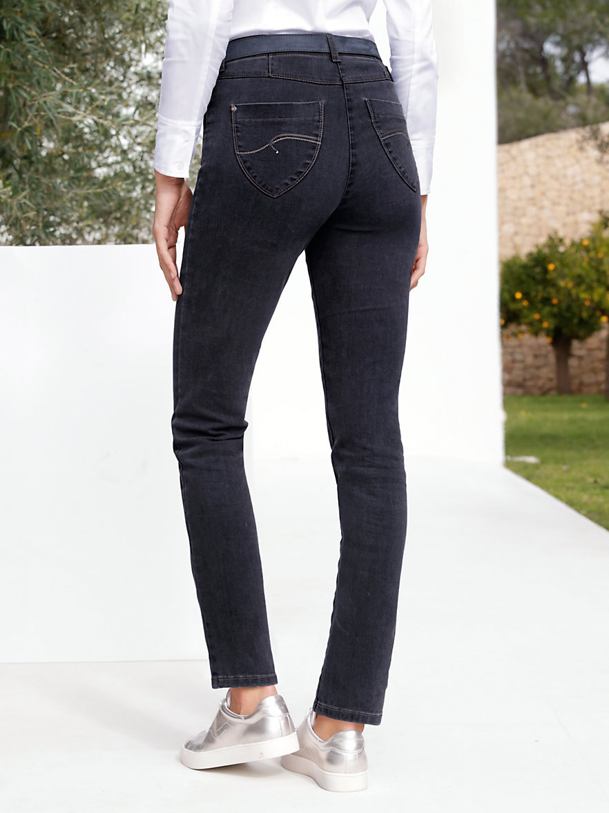 Purchase Cheap Clearance Outlet Locations ProForm S Super Slim jeans - Design LAURA Raphaela by Brax green Brax Buy Cheap Pick A Best Sale Really Buy Cheap Fast Delivery R5qRmrkJ