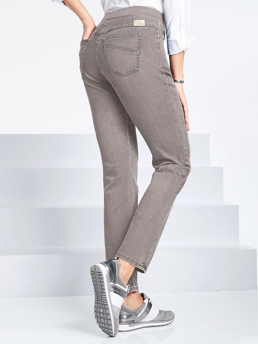 ProForm Slim pull-on trousers design Pamina Raphaela by Brax pale pink Brax blwxtho