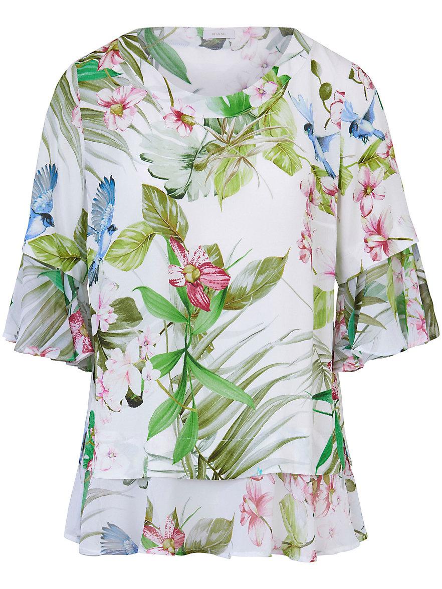 Blouse 1/2-length sleeves Riani multicoloured Riani Clearance Ebay QOUVb