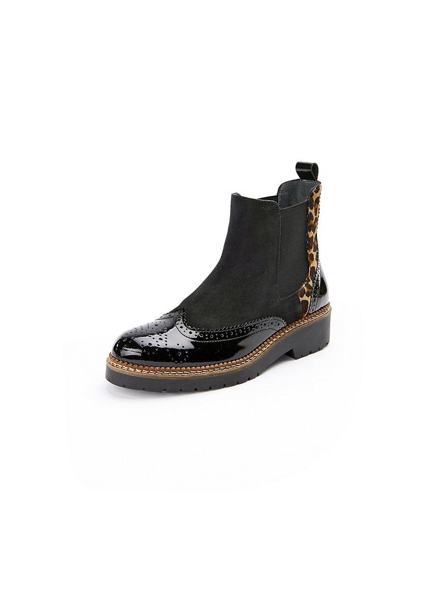 SIOUX Chelsea boots en cuir verni Dernières Collections KylvbP