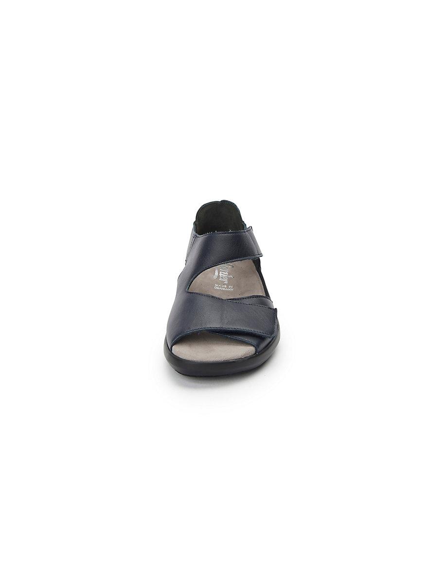 Sandale Brigitte aus 100% Leder Semler blau Ausverkaufs-Shop Verkaufsangebote Erhalten Authentische Online Hohe Qualität Online Kaufen Viele Arten Von L4d2x