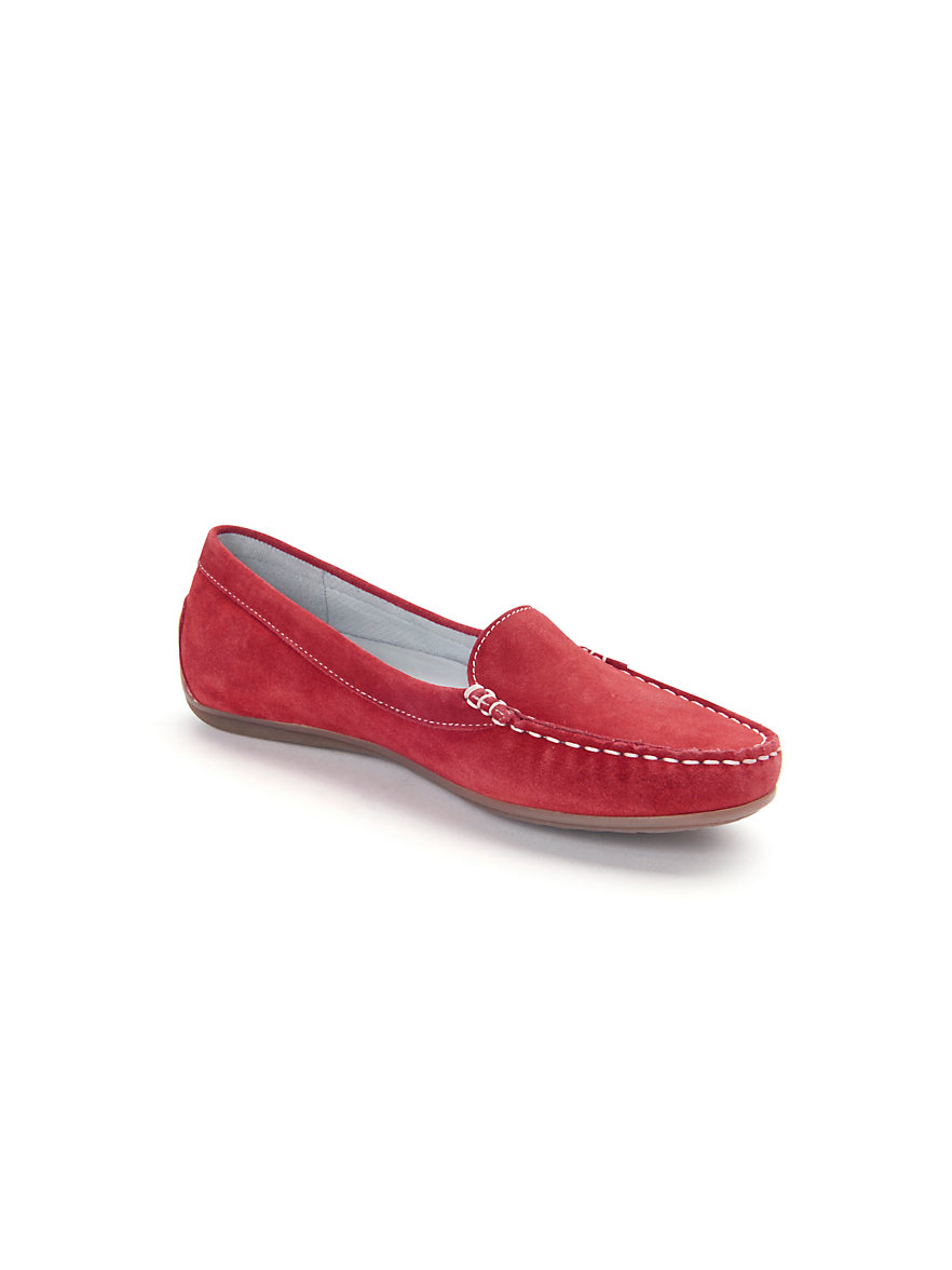 Mocassins Sioux Rouges VQsGzZWRF