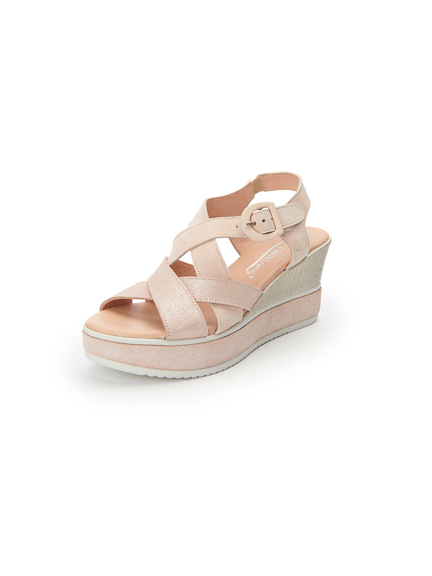 Chaussures à lacets Softwaves roses Casual femme dY8WRdVyAi
