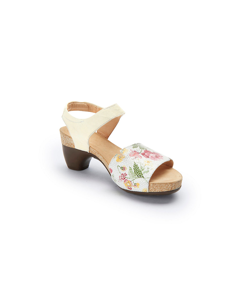 Platform Sandals Traudi Think! Sandales Plate-forme Traudi Pensent! Multicoloured Think Penser Multicolore CxgKHO