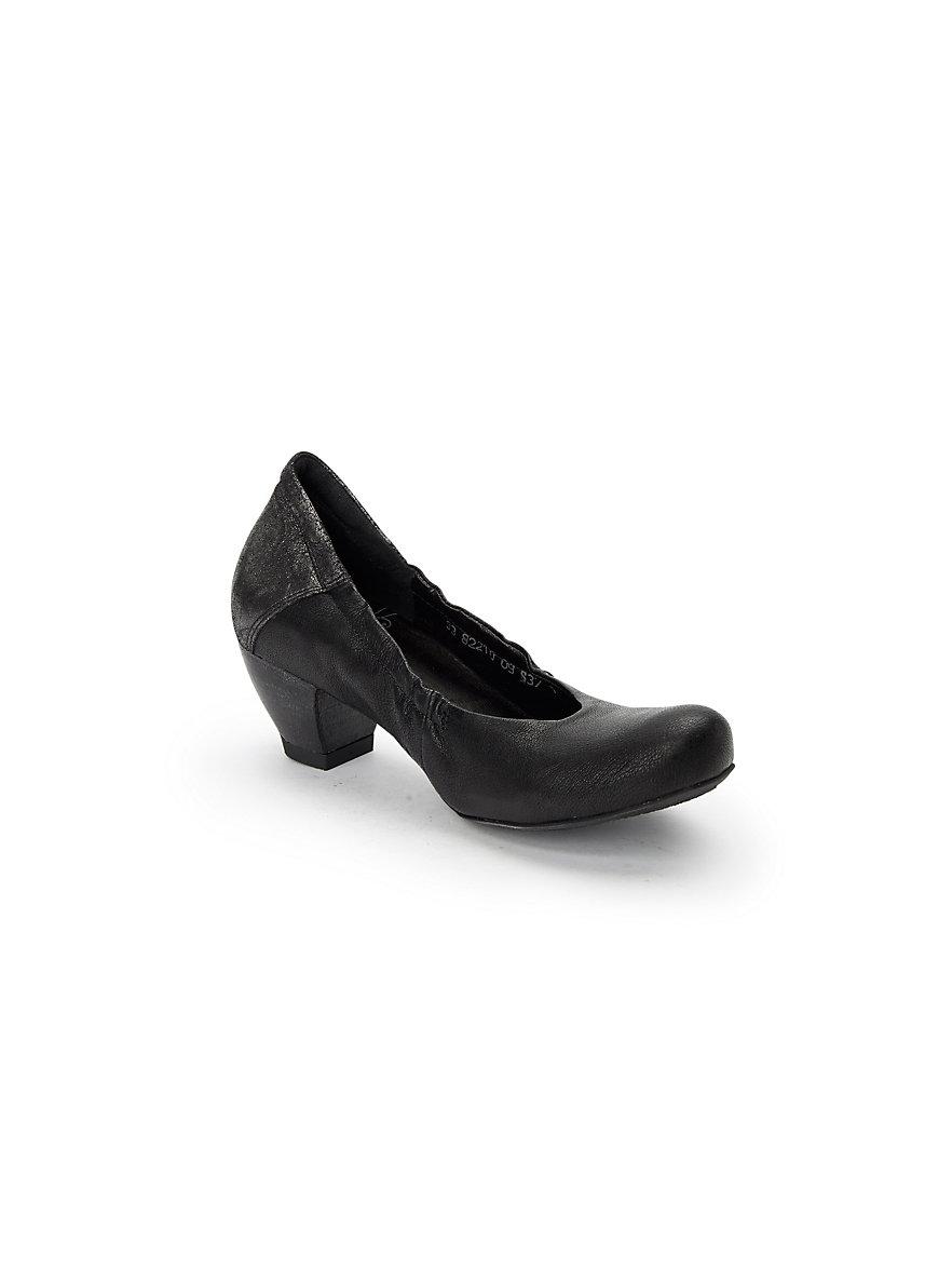 Zwoa shoes 100% leather Think! black Think Dwhqg