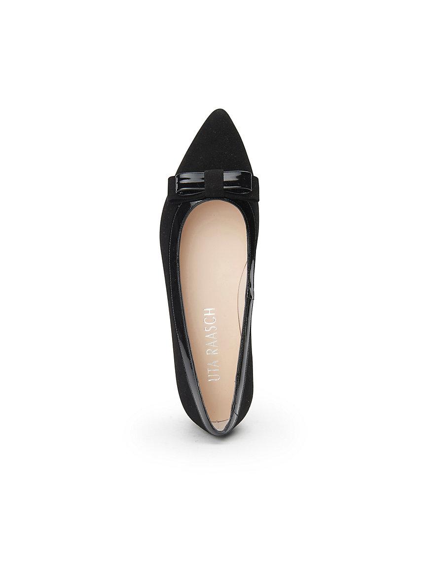 Ballerinas in 100% leather Uta Raasch black Uta Raasch 8S6Wt0sH7