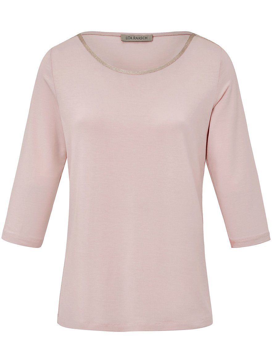 Round neck top Uta Raasch pale pink Uta Raasch Buy Cheap Authentic Explore The Cheapest Cheap Price Amazon For Sale 2018 New Online NcgOXVoWF