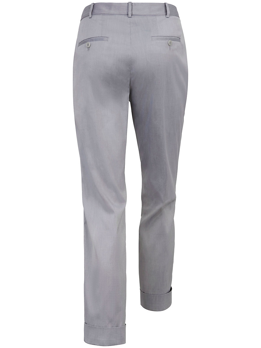 7/8-length trousers pre-pressed creases Windsor grey Windsor wyIBiCMa3u