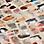 Sand/Multicolor-330053