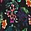 Schwarz/Multicolor-934323