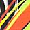 Schwarz/Multicolor-124503
