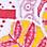 roze/multicolour-127194