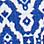 Weiß/Blau-642629