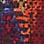 Burgund/Multicolor-734137