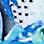 valkoinen/sininen/monivärinen-929968