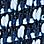 tummansininen/luonnonvalkoinen-850461