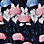 lichtblauw/roze/multicolour-936419